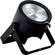LED ShowPro 60w w/ 25 deg lens Black Case