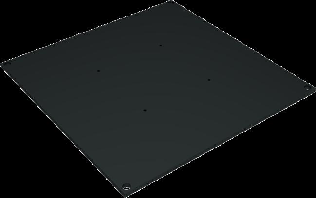 Base Plate - 1m square  (500mm Box & 400mm Euro)