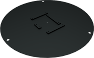 Base Plate - 1m diameter