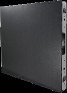 2mm Black LED Panel 496mm x 496mm