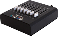 6 Channel LED console