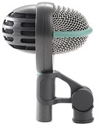 Microphone: AKG D112 Kick Drum