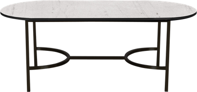 Black Arc Coffee Table