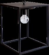 Atrium Space Light (40X40X48cm Solid top)