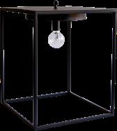 Atrium Space Light (50X50X60cm Solid top)