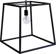 Atrium Space Light (40X40X44cm Open top)