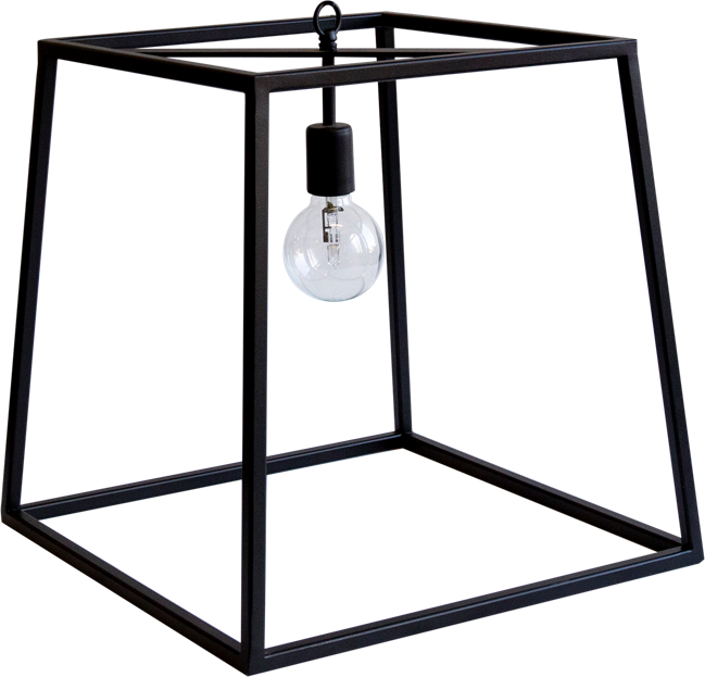 Atrium Space Light (50X50X54cm Open top)