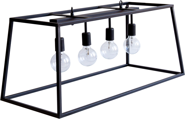 Atrium Space Light (96X40X40cm Open top)