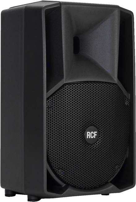 "Speaker : RCF 710a (10"" active)"
