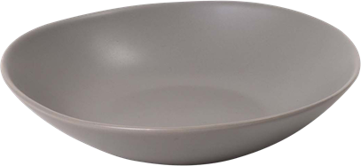 Aura Dessert Bowl - Grey - 22 x 5cm