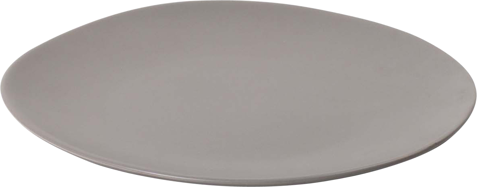 Aura Dinner Plate - Grey - 28cm