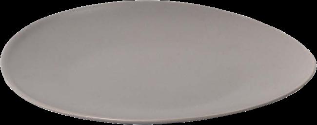 Aura Side Plate - Grey - 19cm