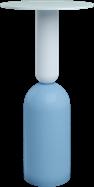 Powder Blue Ava Bar Table
