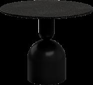 Black Ava Side Table