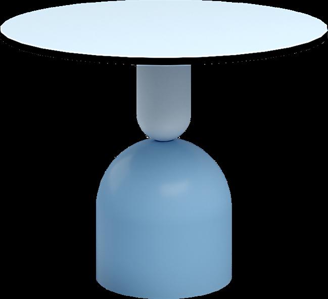 Powder Blue Ava Side Table