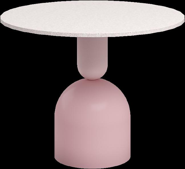 Blush Ava Side Table