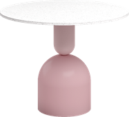 Blush Ava Side Table