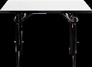 Banquet Table - White - 110 x 110cm Sq