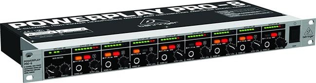 Headphone Dist.Amp. (8ch)