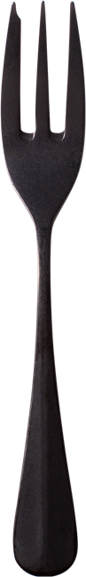 Olsen Black Cake Fork