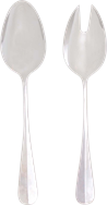Baguette Serving Spoon & Fork