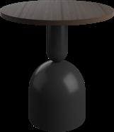 Black Ava Cafe Table