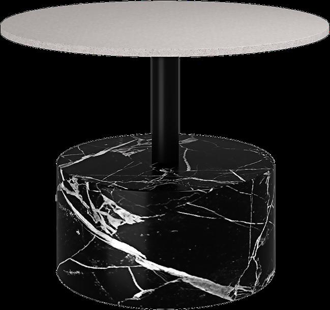 Black Marble Base Coffee Table