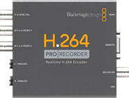 HD264 USB recorder