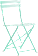 Botanical Folding Chair