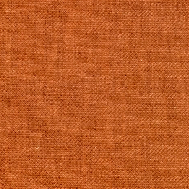 Hessian Table Cloth - Burnt Orange - 2.1 x 2.1m