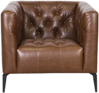 Cambridge Chesterfield Armchair