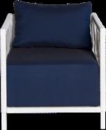 Caribbean Chair - Blue