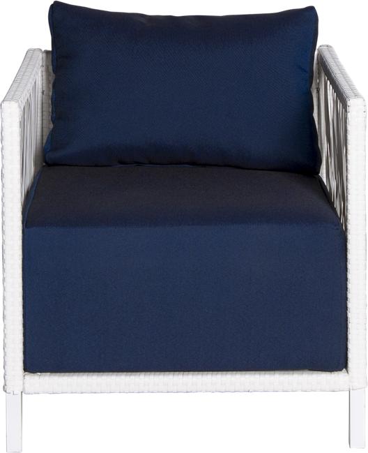 Caribbean Chair - Blue