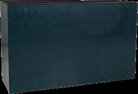Chameleon High Bar - Emerald Hide Leather