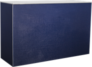 Chameleon Service Bar - Navy Silk