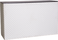 Chameleon Service Bar - White Quilted