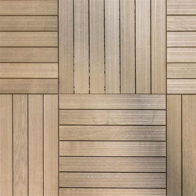 Decking - Checkers Panels (floor cover)