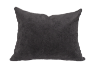 Corduroy Cushion - Black - 30 x 40cm