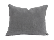 Corduroy Cushion - Grey - 30 x 40cm