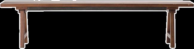 Carpenters Bench - Timber - 200 x 30 x 45cm H
