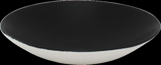Contour Dessert Bowl - Dusk - 19cm