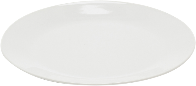 Coupe Entree Plate - 23cm
