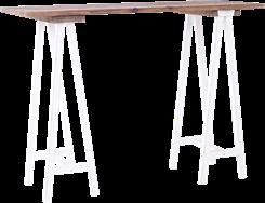 Driftwood Bar Table - Timber Top - 150 x 60cm Rect