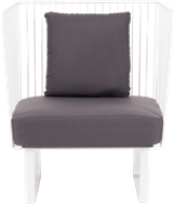 Edge Lounge 1 Seater