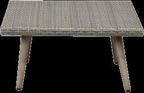 Erik Coffee Table  - Warm Grey