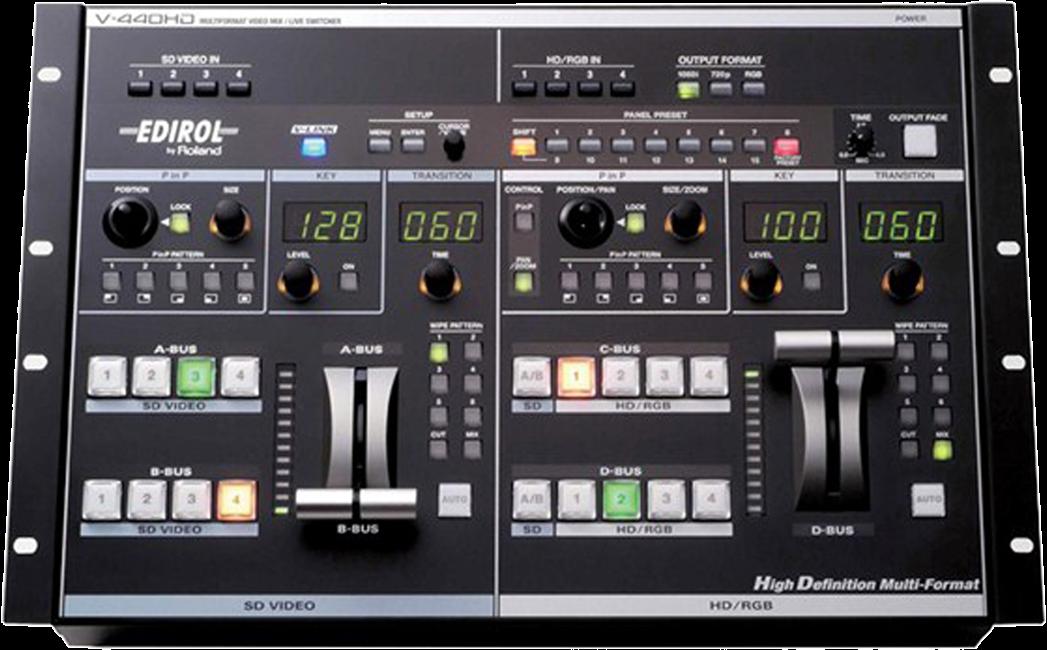 Roland Edirol V-440HD Vision Mixer