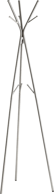 Hat Stand - Stainless Steel - 175cm H
