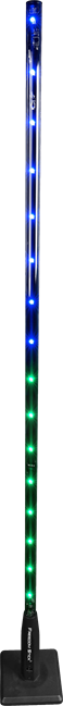 Freedom Stick - 1.5m RGB pixel bar - battery or 240v