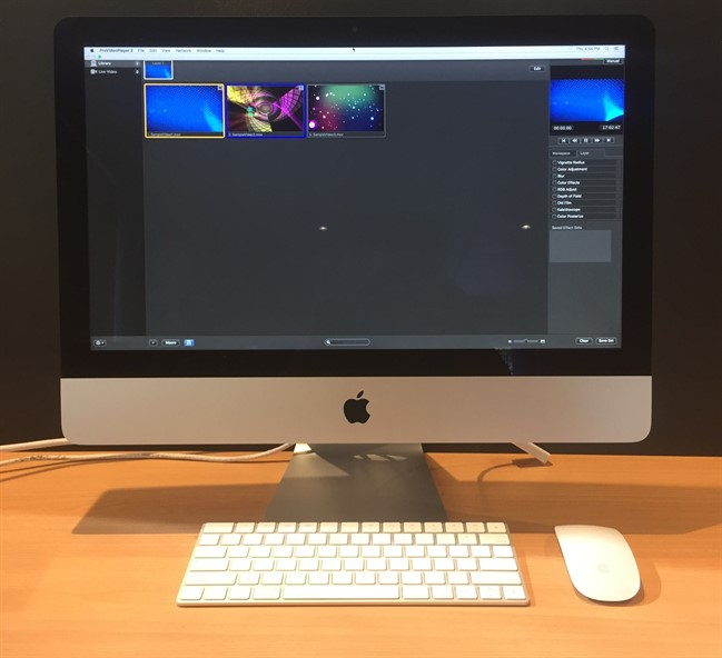 Pro Video Playback System (PVP) iMac