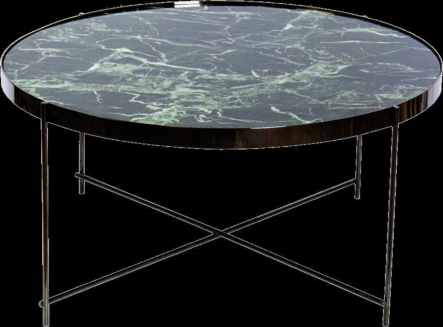Black Gatsby Coffee Table